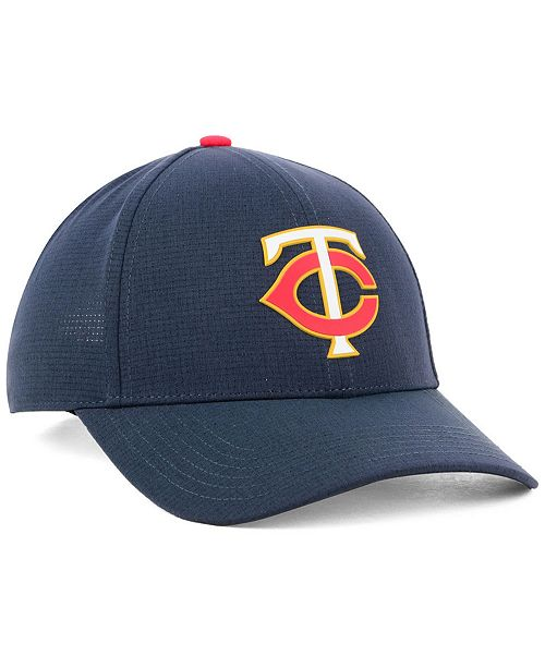 8ae248031a7 Under Armour Minnesota Twins Driver Cap - Sports Fan Shop By Lids ...