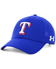 Under Armour Texas Rangers Driver Cap