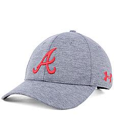 Under Armour Atlanta Braves Twist Closer Cap