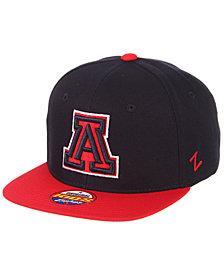 Zephyr Boys' Arizona Wildcats Invert Snapback Cap