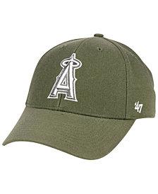 '47 Brand Los Angeles Angels Olive MVP Cap