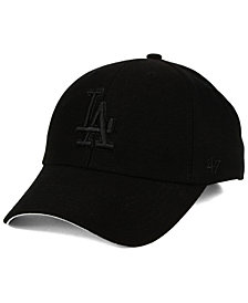 '47 Brand Los Angeles Dodgers Black Series MVP Cap
