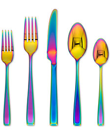 Cambridge Logan Rainbow 20-Pc. Flatware Set, Service for 4