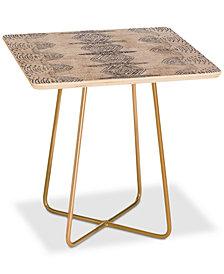 Deny Designs Holli Zollinger Eris Square Side Table