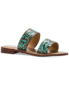 Patricia Nash Flair Flat Sandals