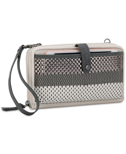 32b9db8a1026ee The Sak Iris Smartphone Leather Crossbody Wallet & Reviews ...