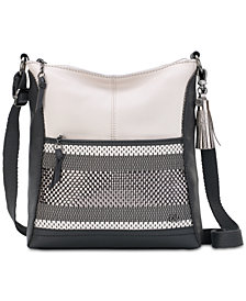 The Sak Woven Lucia Small Crossbody