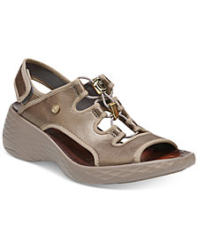 Bzees Juicy Wedge Sandals