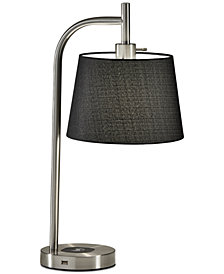 Adesso Drake Table Lamp