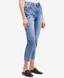 Free People Mom Jeans