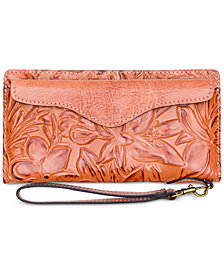 Patricia Nash Tooled Venetia Wallet