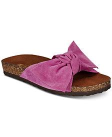 White Mountain Henley Slip-On Flat Sandals