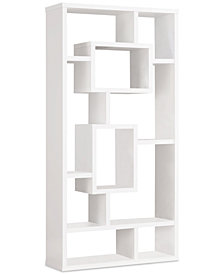 Garces Bookcase, Quick Ship