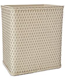 Lamont Home Carter Rectangular Wastebasket