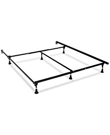 Serta® Stable-Base® Premium Bed Frame With Glide, Quick Ship