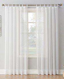 Sheer Voile Tab Top Curtain Collection