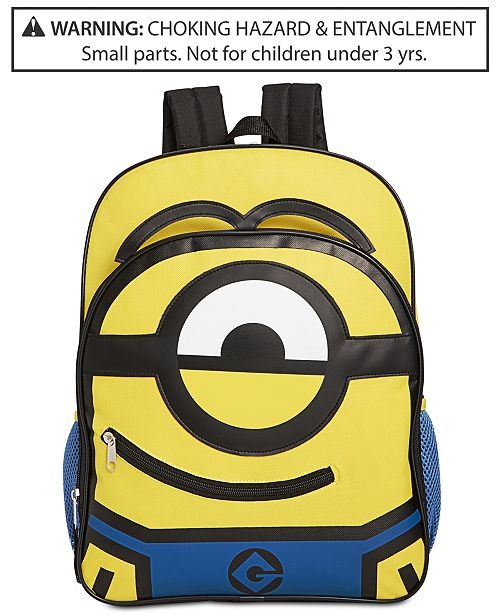 2f380b61a5 Despicable Me Minions Backpack