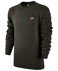 Nike Men's Crewneck Fleece Sweatshirt