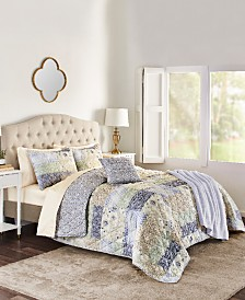Josie 5-Pc. Reversible King Quilt Set