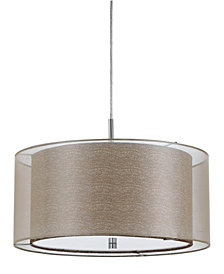 Cal Lighting 2-Light Nianda Pendant