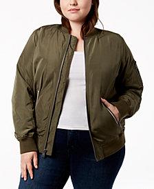 Levi's® Plus Size Melanie Bomber Jacket