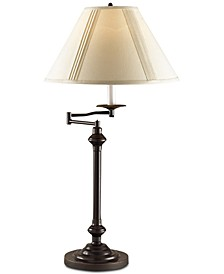 Maxime Swing Arm Table Lamp