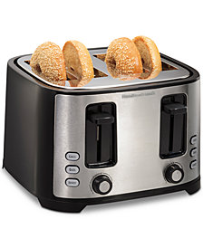 Hamilton Beach® Extra-Wide 4-Slot Toaster