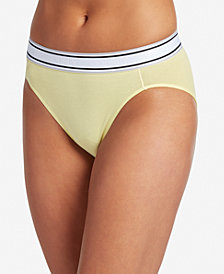 Jockey Retro Stripe Hi-Cut Panty 2254, First at Macy's