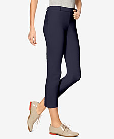 Hue Women's Little Cropped Treggings
