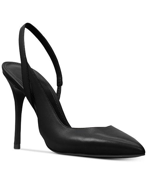676082d1266c Michael Kors Eliza Slingback Pumps   Reviews - Pumps - Shoes ...