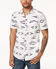 Lucky Brand Men's Ikat Shirt