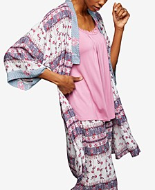 Maternity Robe, Relaxed Fit