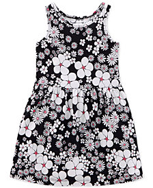 Carter's Toddler Girls Floral-Print Cotton Tank Dress