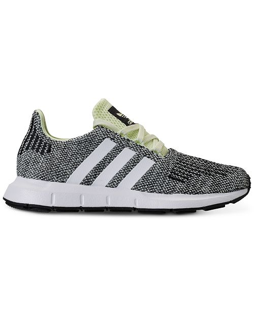 807786a536a921 adidas Big Girls  Swift Run Running Sneakers from Finish Line ...
