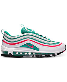 Nike Big Boys' Air Max 97 Casual Sneakers from Finish Line