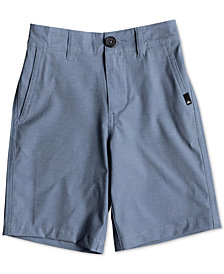 Quiksilver Little Boys Union Heathered Amphibian Shorts