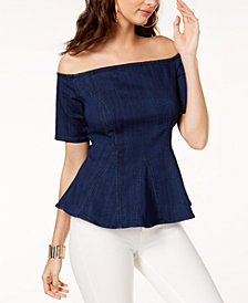 Thalia Sodi Dressy Blouses Shop Dressy Blouses Macy S