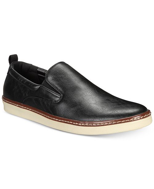 Alfani Men's Ronnie Casual Slip-Ons, Created for Macy's