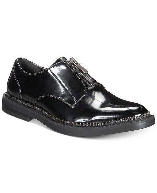 0eb23456060 ... INC International Concepts I.N.C. Men s Scorpio Zip-Up Loafers