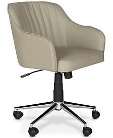 Sari Desk Chair, Quick Ship