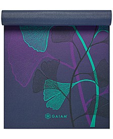 Printed 5mm Yoga Mat