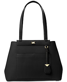 MICHAEL Michael Kors Meredith East West Bonded Shoulder Bag