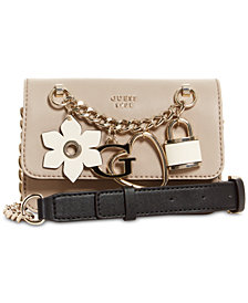 GUESS Hadley Flap Crossbody