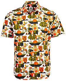 Element Men's Graphic-Print Shirt