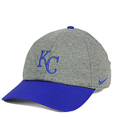 Nike Kansas City Royals 2 Tone Heather Cap