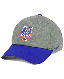 Nike New York Mets 2 Tone Heather Cap