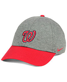 Nike Washington Nationals 2 Tone Heather Cap