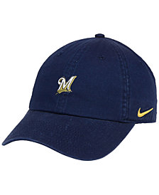 Nike Milwaukee Brewers Micro Cap