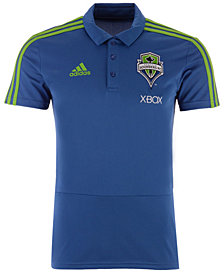 adidas Men's Seattle Sounders FC Coaches Polo