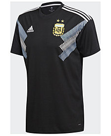 adidas Argentina National Team Away Stadium Jersey, Big Boys (8-20)